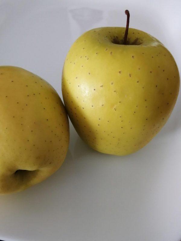 Pomme Golden Saveurs et Couleurs primeur à Talmont-Saint-Hilaire