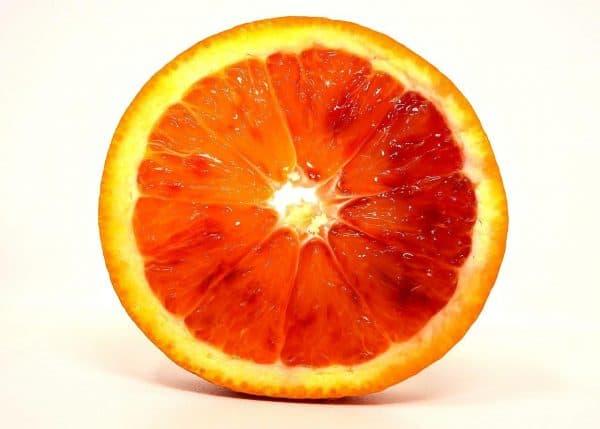 Orange sanguine Saveurs et Couleurs primeur à Talmont Saint Hilaire