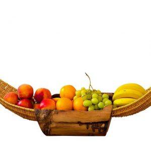 Corbeille fruits Saveurs et Couleurs primeur à Talmont-Saint-Hilaire